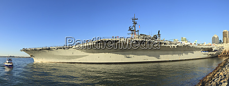 midway aircraft carrier for public tours