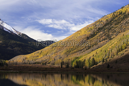 usa colorado san juan mountains crystal