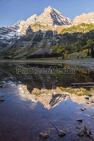 usa colorado maroon creek valley maroon
