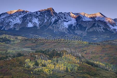 usa colorado san juan mountains mountain