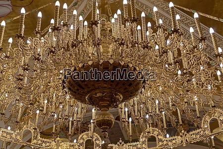 crypt chandelier