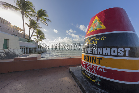 southernmost marker in key west florida