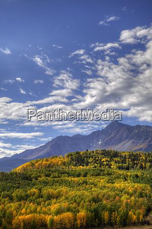 usa, , colorado, , san, juan, mountains., autumn - 27339336