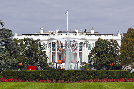 halloween fall decorations presidential white house