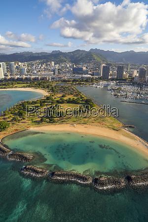 magic island ala moana beach park