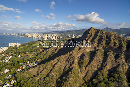diamond head waikiki oahu hawaii