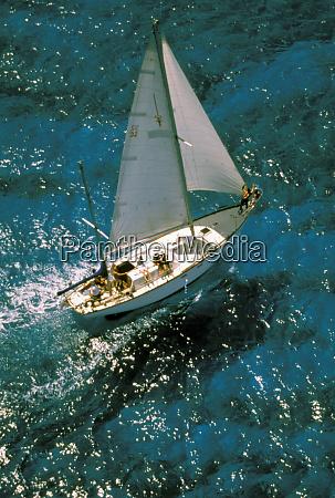 usa hawaii sailboat