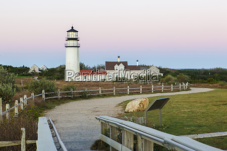 cape cod lighthouse aka highland light
