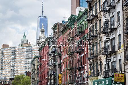 chinatown of new york city ny