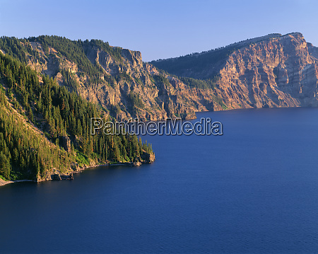 usa oregon crater lake national park