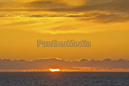 sunset heceta beach oregon coast pacific