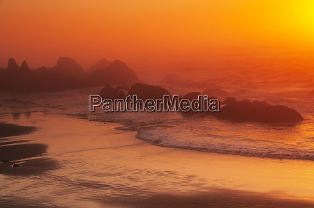 sunset seal rock state recreation area