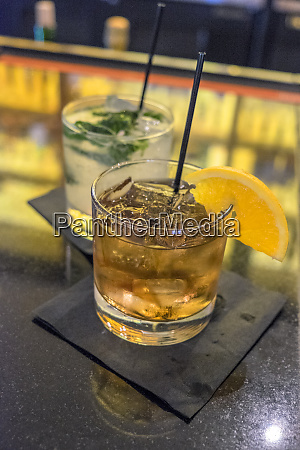 cocktails bar austin texas usa