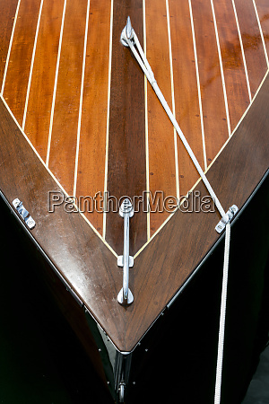 usa washington boat bow at the
