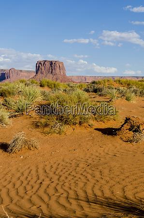 merrick butte monument valley navajo tribal