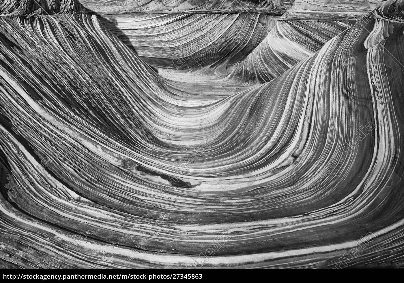 above, the, wave, zion, utah, , usa - 27345863