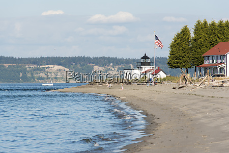 usa washington state hansville point no