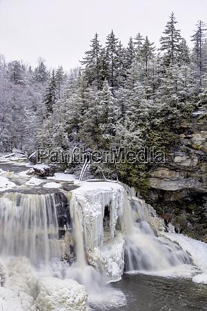 usa, , west, virginia, , blackwater, falls, state - 27348253