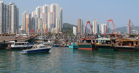aberdeen hong kong 12 may 2019