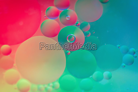 defocused rainbow abstract background picture made