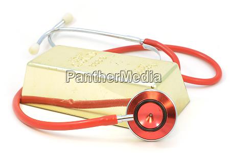 healthy gold checkup
