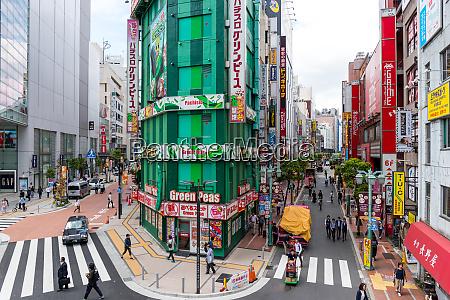 tokyo japan 02 july 2019 shinjuku