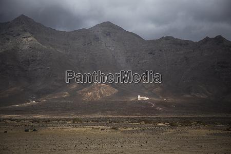 landscape fuerteventura spain