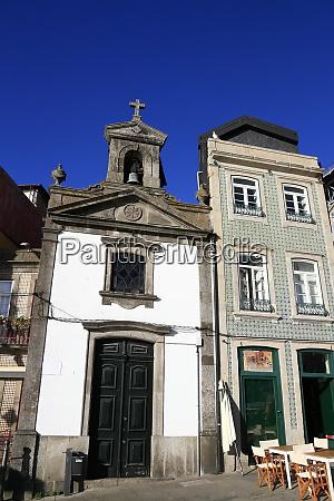 small chapel porto portugal