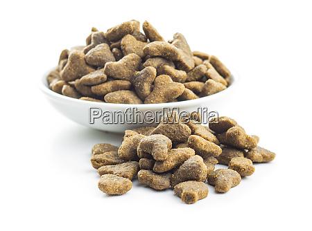 dry kibble pet food kibble for