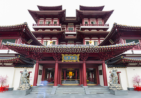 buddha tooth relic tempel singapore