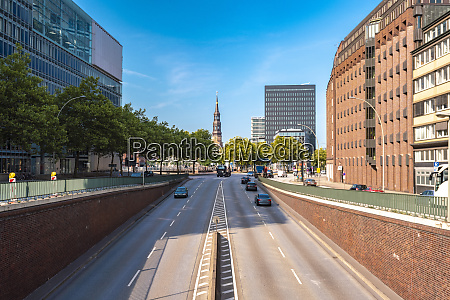 willy brandt strasse hamburg germany