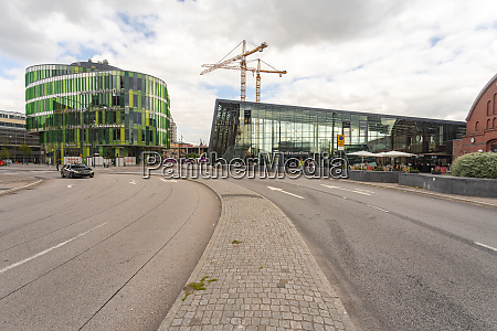 sweden malmo malmo central station building