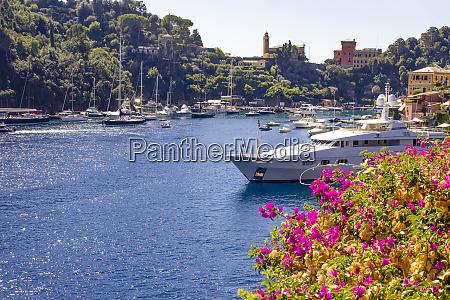 seaside villas near portofino in italy