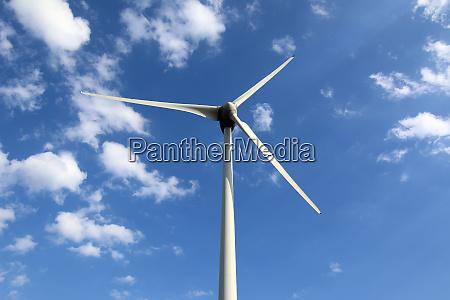 eco power wind power plant