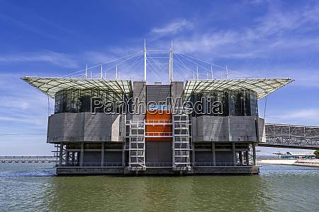 lisbon modern architecture salt water oceanarium
