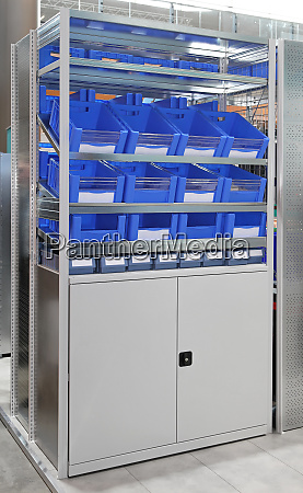 warehouse storage shelf