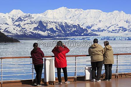 cruise ship hubbard glacier disenchantment bay