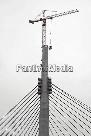 pylon bridge construction