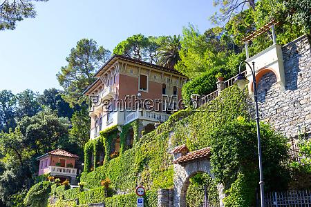 architecture of santa margherita ligure
