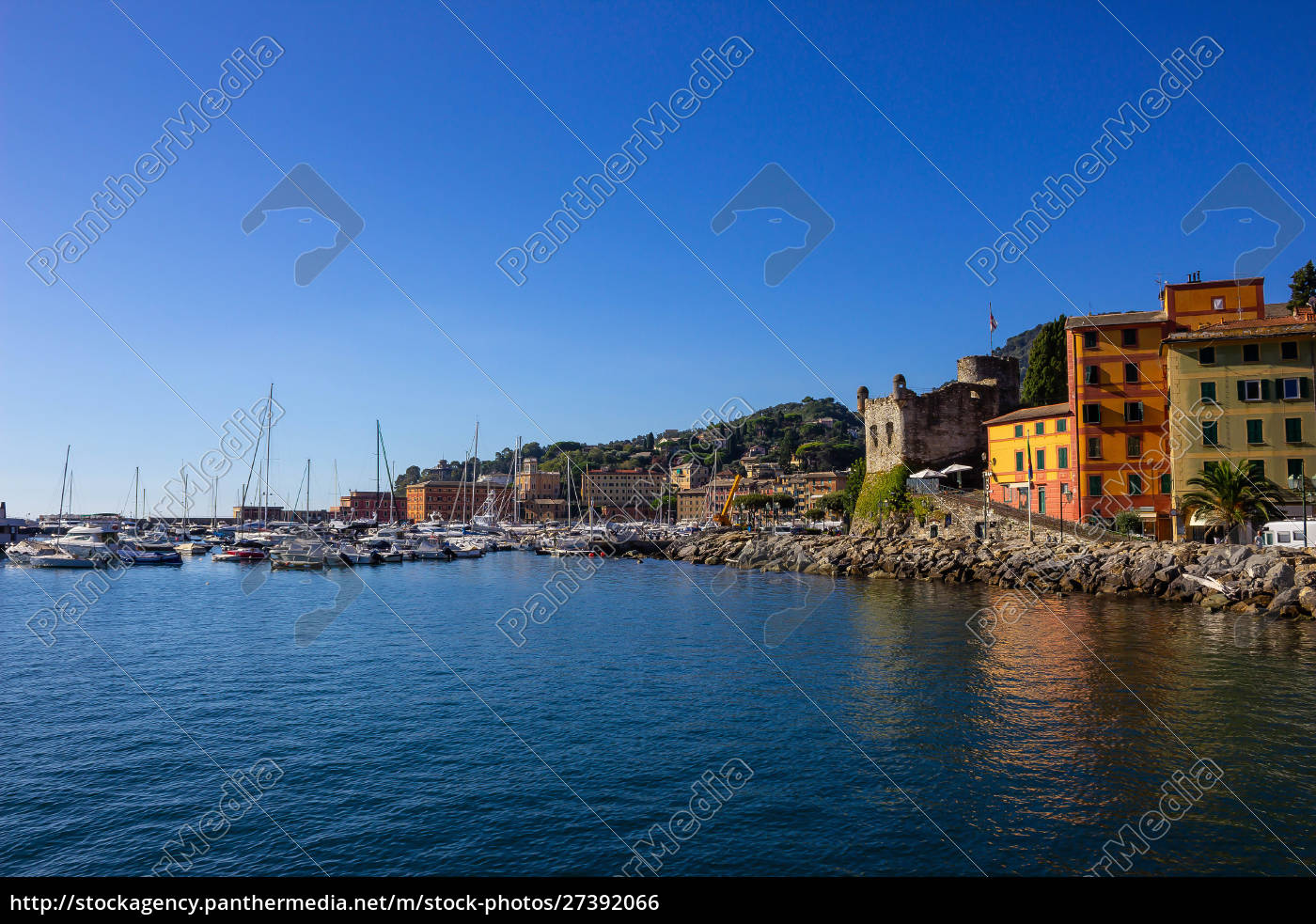 architecture, of, santa, margherita, ligure - 27392066