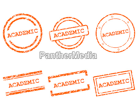 academic stamps