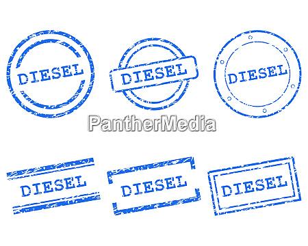 diesel stamps