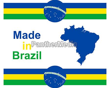 qualitaetssiegel made in brazil