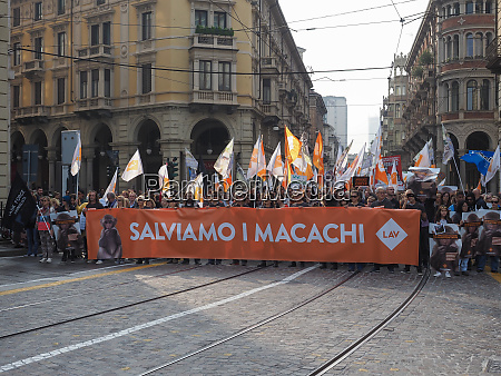 lav anti vivisection society nonviolent protest