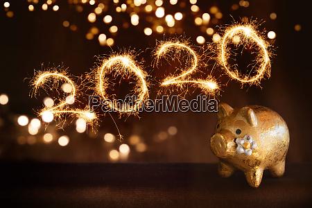 new year congratulations 2020