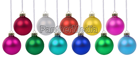 christmas decoration balls baubles hanging collection