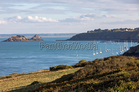 pointe du grouin in cancale emerald