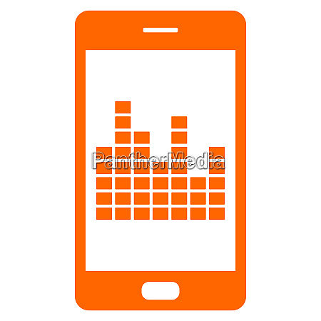 equalizer and smartphone