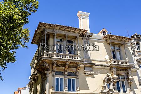 cascais beautiful summer architecture