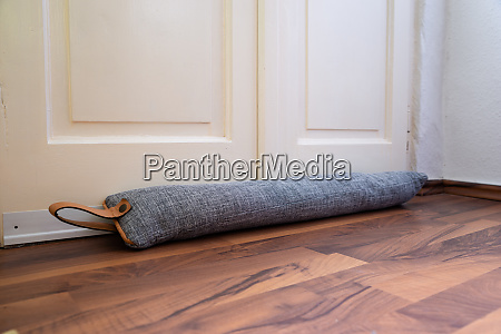 draft excluder under door